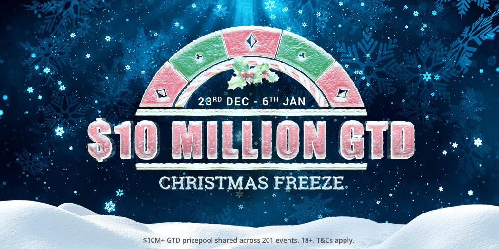 Christmas Freeze Day 11