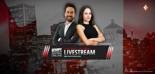 WPT Montreal: fin de semana con Mega Satélite, Main Event, SHR US$25k y Live Stream