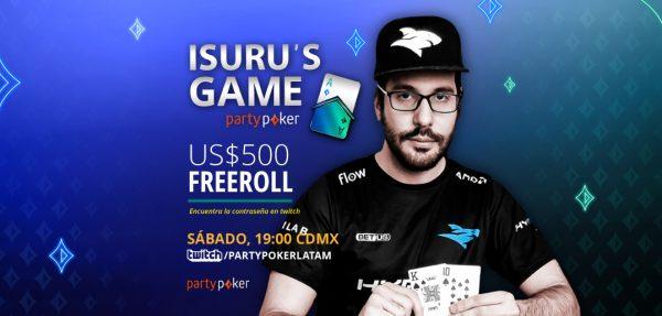 Uri, Isurus y partypoker: «El LoL me sirvió para aprender a jugar al poker»