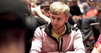 Pavel Veksler, 2021 Irish Open champion
