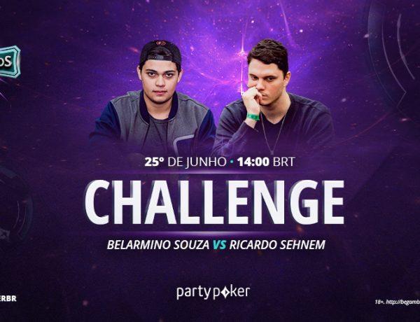 Belarmino Souza e Ricardo Sehnem batem de frente nesta sexta, pelo DLC