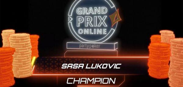 Lukovic le ganó a los brasileños el Grand Prix KO Main Event